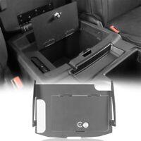Interior Lockable Console Storage Box w/ Keys Fit 2009-2018 Ram 1500 2/4 Doors