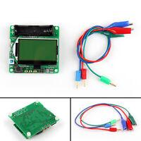 M328 Transistor Tester Diode Capacitance Inductor ESR LCR Meter&USB Interface BS