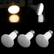 E27 R80 9W/12W LED Mushroom Light Warm/Cold White Light Bulb AC 85-265V New