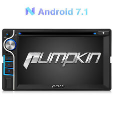 PUMPKIN Android 7.1 Autoradio DVD 2DIN Moniceiver GPS Navi BT DVR 4G 1080P Video