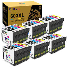 Druckerpatronen für Epson 603XL WF2835 WF2850 WF2830 DWF XP2100 XP4105 XP4100