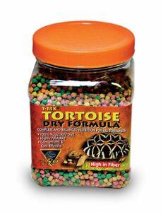 T-REX TORTOISE DRY FORMULA FOOD PELLETS 340g 0643854808059