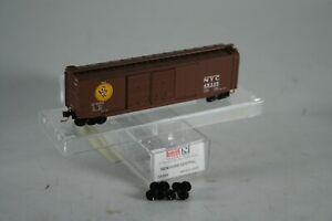 N Scale 34220 Micro MTL Trains New York Central NYC 50' Box Car # 45335