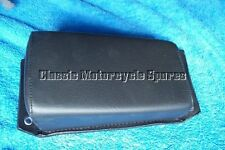 PILLION BUM PAD SEAT. HARLEY 2111-AB. UNIVERSAL PILLION PAD SEAT. BSA SPECIAL
