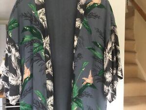 laura ashley kimono size 14