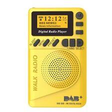 Pocket Mini Dab Digital Radio Fm Digital Demodulator Portable Mp3 Player Wi