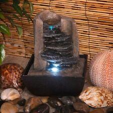 Indoor Water Feature Indoor Water Fountain Mini tile effect indoor water fountai