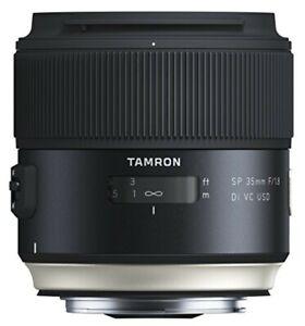 TAMRON single focus lens SP35mm F1.8 Di VC for Canon full size compatible F012E
