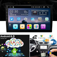 "9"" 1080P Android 6.0 Car Navigation Stereo MP5 Player Wifi/4G Mirror Link OBD"