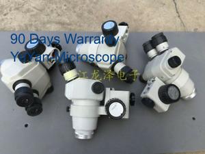 1pc only! NIKON SMZ-1 Microscope Body+ 0.7X Objective+20x/12 eyepiece+Holder
