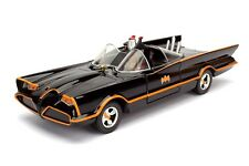 1:24 Jada 98259 1966 Batmobile mit Figur Batman+Robin  Neu & OVP