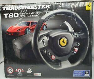 Thrustmaster T80 Ferrari 488 GTB Edition - PC, PlayStation 4 4169089