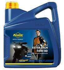 Putoline Ester Tech 4+, vollsynthetisches 4T-Motorradöl 10W40, 4 Liter