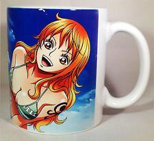 One Piece NAMI - Anime - Coffee Mug - Cup - Wanted - Straw hats - Manga - Shonen