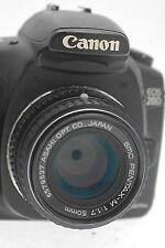CANON EOS fit 50 mm F1.7 Bright Premier objectif pour DSLR numérique EF-S caméras