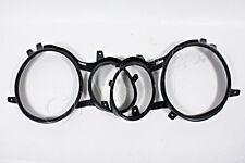 Genuine Headlight Housing Outer Seals PAIR MERCEDES C208 CLK320 CLK430 1998-2003