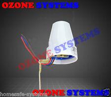 OZONE SYSTEMS OZ-25 DAY NIGHT LIGHT SENSOR SWITCH WITH 12 MONTHS WARRANTY