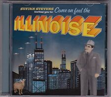 Sufjan Stevens - Illinois - CD (Aus. Version w/out Superman Image)