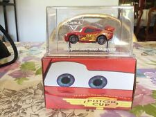 Mattel Disney Pixar Cars RS Team Lightning McQueen Special Edition Display Case