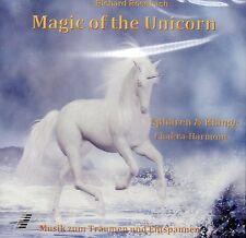 MAGIC OF THE UNICORN - Musik & Meditations CD mit Richard Rossbach - NEU OVP