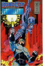 Robocop Versus Terminator # 1 (of 4) (Frank Miller / Walt Simonson) (USA, 1992)
