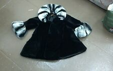 CHILDRENS CHILDS KIDS Caramel BROWN MINK JACKET COAT Toddler NEW Custom Order