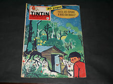 Journal de Tintin Francais N°546 Couverture de WILL