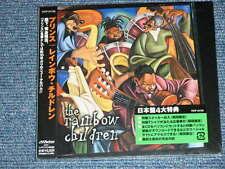 PRINCE Japan 2001 SEALED CD+Obi THE RAINBOW CHILDREN
