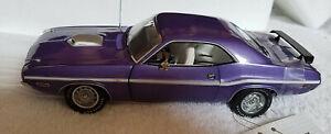 Franklin Mint 1970 Dodge Challenger R/T 426 Hemi VERY RARE