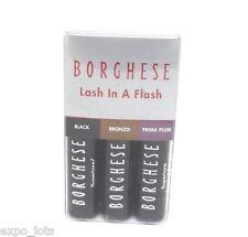 Borghese Lash In A Flash Mini Superiore Mascara Trio *BLACK/ BRONZO/ PRIMA PLUM*
