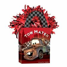 Disney Cars Character Lightning McQueen Helium Foil Balloon Weight Mini Tote