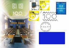 Estonia 2019 (09) Parliament of Estonia - Riigikogu 100 (fdc)