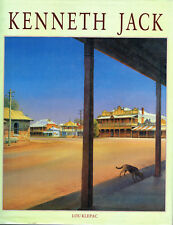 Kenneth Jack by Lou Klepac Signed by Kenneth Jack