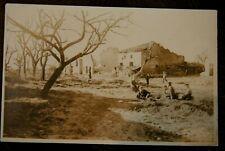 Foto Maucourt Flandern Somme soldaten 1wk Stellung Nov-März 1918 Frankreich Y10