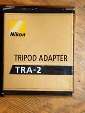 Nikon Tripod Adapter Tra-2 # 7650