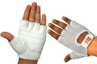 2fitMen,sHalfFinger Cycling Gloves Bike Paded Bicycle Fingerless Sports Exercise