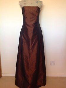 Stunning Evening Ball Gown Prom Dress Size 12