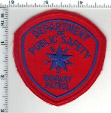 Highway Patrol (Texas) Cap/Hat Patch from the 1980's