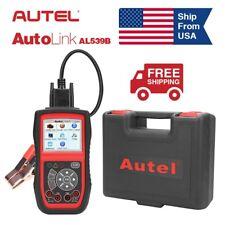 Autel AL539B OBD2 Code Reader Electrical Battery Test AVOmeter AL319 Scanner US