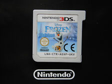 FROZEN OLAF'S QUEST * GAME NINTENDO 3DS , 100% GENUINE