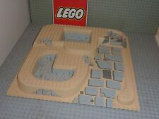 LEGO Baseplate 32x32 Raised Ramp Réf. 6092px3 Set 5978 The Secret Of The Sphinx