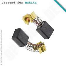 carbon brushes for Makita Drill HP 1500 6x9mm (CB-419)