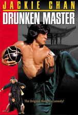 THE LEGEND OF DRUNKEN MASTER Movie POSTER 27x40 B Jackie Chan Anita Mui Ti Lung