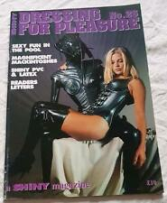 Dressing For Pleasure Magazine No 26  From Shiny Publication Rubber PVC & Latex