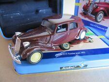 886G Solido Coffret Élégance Citroën 15cv Traction 1:43
