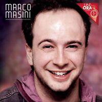 Un'Ora Con Marco Masini CD Compilation IL Meglio di Best Of Nuovo Sigillato N