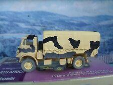 1/50 CORGI BEDFORD supply truck 7th Armoured div.Desert rats Libya 1942 #CC60303
