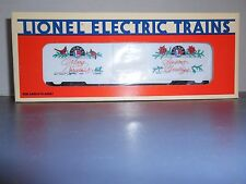 Lionel #19918 O Gauge Christmas Car 1992 (Dm)