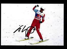 Taku Takeuchi Japan  Foto Original Signiert Skispringen+A 176864