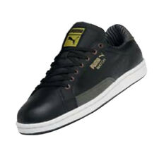 Puma Match Classic Lodge Cuir Sneaker Taille 41 UK 7,5 Chaussures Hommes